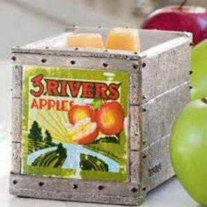 *NIP* Scentsy Fruit Crate Warmer